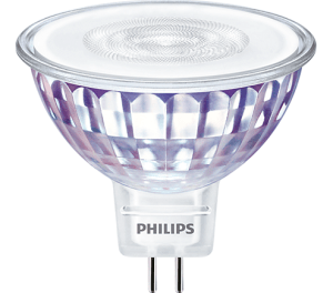 Philips Master MR16 5,5W = 35W 490Lumen 4000K - Winkel 60º -