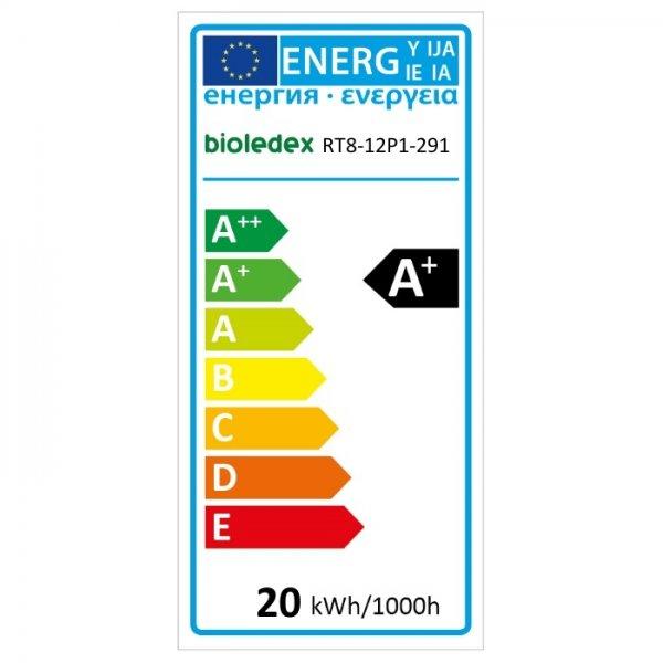 Energieklasse Toba T8 120cm LED Röhre 20 Watt