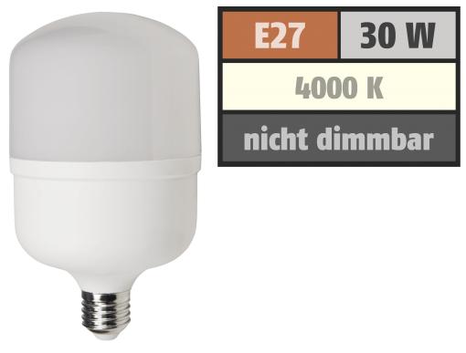 Extrem helle 30W 2800 Lumen LED Birne E27