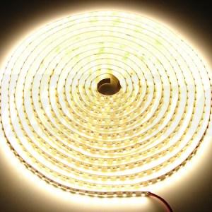 Helles 5m LED Band 48W = 4800 Lumen