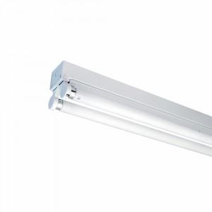 Doppelfassung / Halterung für 2 Stück 150cm LED Röhren