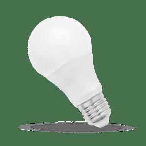LED Birne 270° rundum 530 Lumen neutralweiß