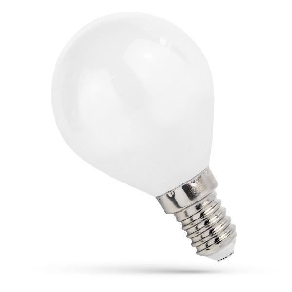 E14 LED Birne 4W 400 Lumen 2700K warmweiß
