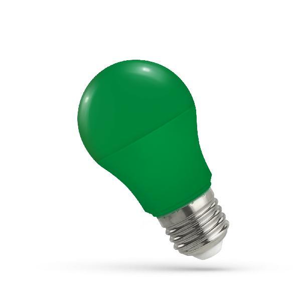 LED Leuchtmitte E27 5W grün