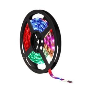 RGB Stripe 500cm mit 72 Watt und doppelter Anzahl an LED Chips