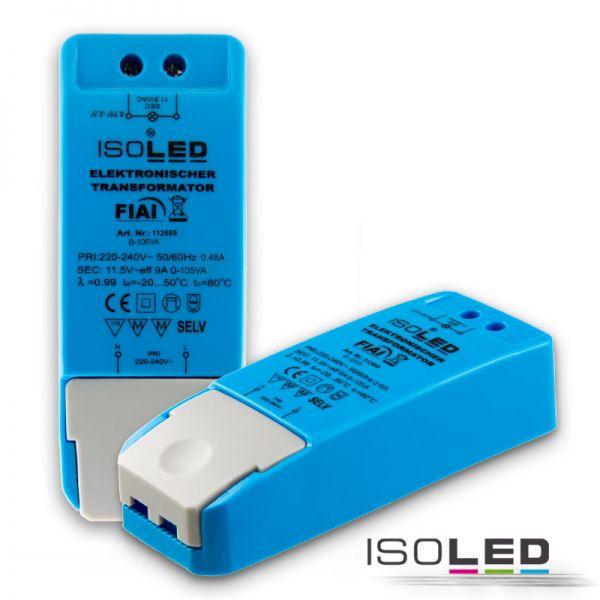 LED Transformator dimmbar 105W Watt AC