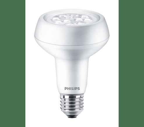 Philips E27 R80 LED Strahler 7W 2700K