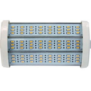 R7s LED 8W = 600 Lumen 6500K