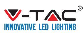 VTAC LED Röhre 150cm