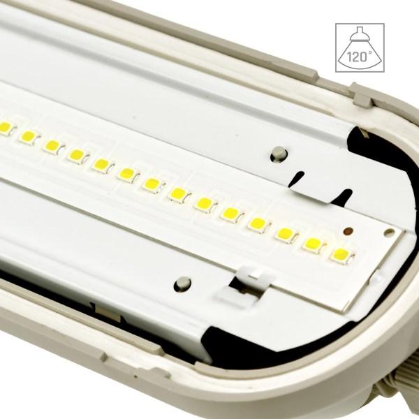 Sehr helle LED Deckenleuchte 3000 Lumen