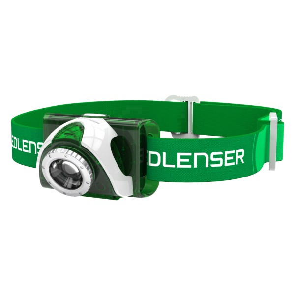 SEO3-GREEN-001-Ledlenser Headlamp