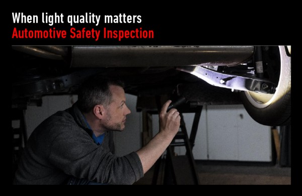 Automotive Safety Inspection