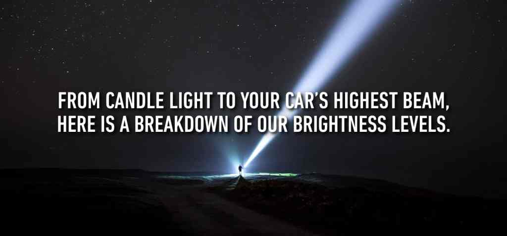 Blog - how bright shines the light