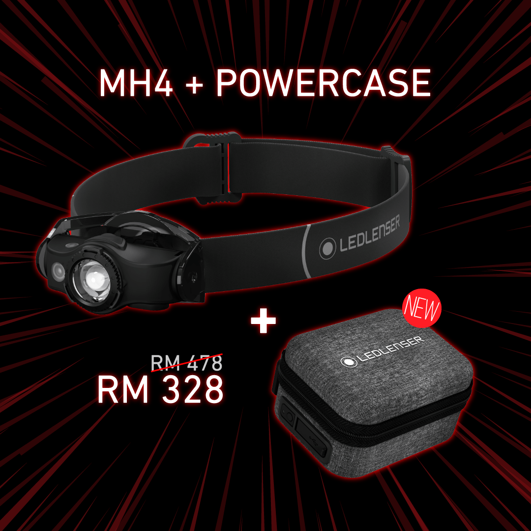 MH4 Powercase Value Pack