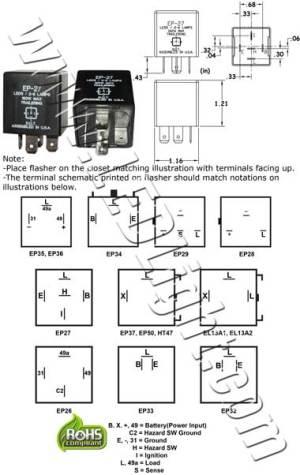 Ep27 Flasher Wiring Diagram  Somurich