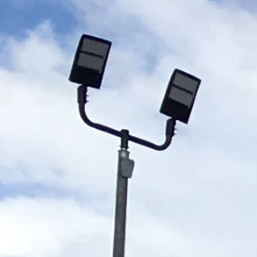 led construction lights in string light