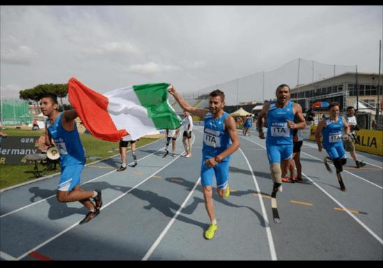 Sport PARALIMPIADI – Rio de Janeiro: 7-18 settembre 2016   Emanuele Di Martino QUANDO LO SPORT E' UN SOGNO DA VIVERE