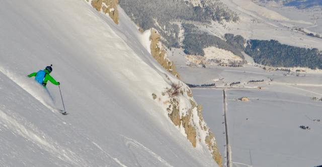 """Sciando con Giulio! Le bellissime immagini dal nostro """"inviato molto speciale"""" sulle nevi di Roccaraso (AQ) 9"""