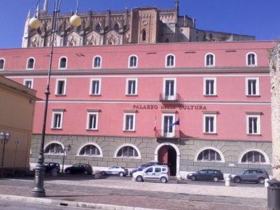 """Il Palazzo della Cultura a Gaeta, sede del convegno Anaci per """"Sicurezza nel Condominio"""": convegno 6 maggio a Gaeta"""