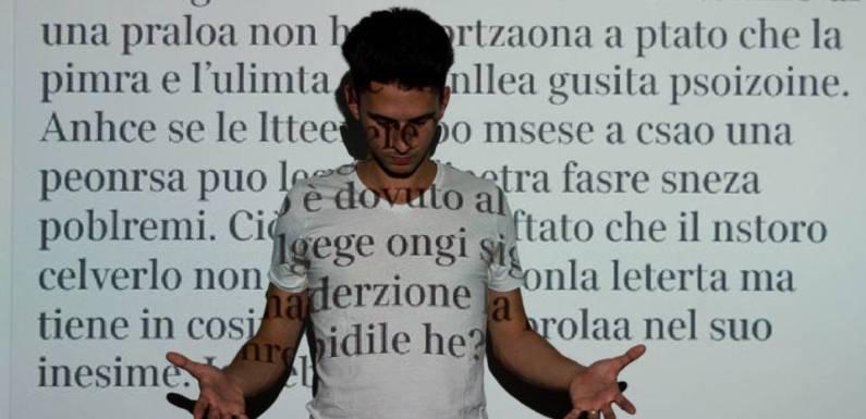 """""""LA MIA DISLESSIA"""":  tra sociale e cultura il progetto multimediale di Luisa Ingravalle"""