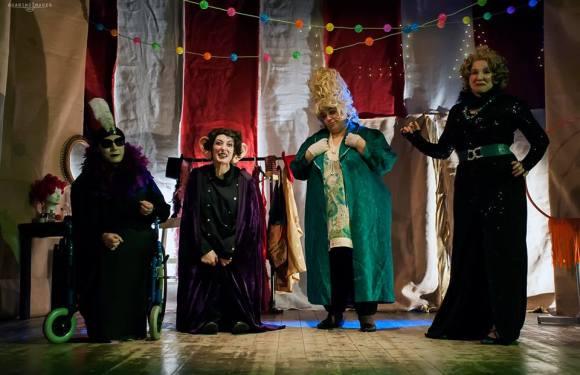 Metti a teatro… il circo dell'animo umano