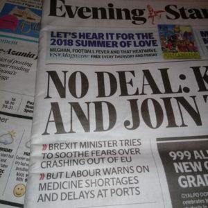 Qui Londra. Con Brexit, cittadini EU in GB solo se già titolari di un pisto di lavoro 4