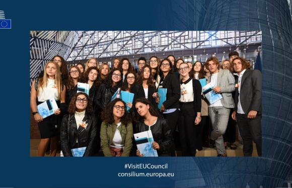 Giovani Europei crescono: dai licei italiani a Scuola d'Europa.