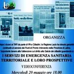 LED EVENTI - In videoconferenza riflessioni a confronto sui PPI in Regione Lazio 8
