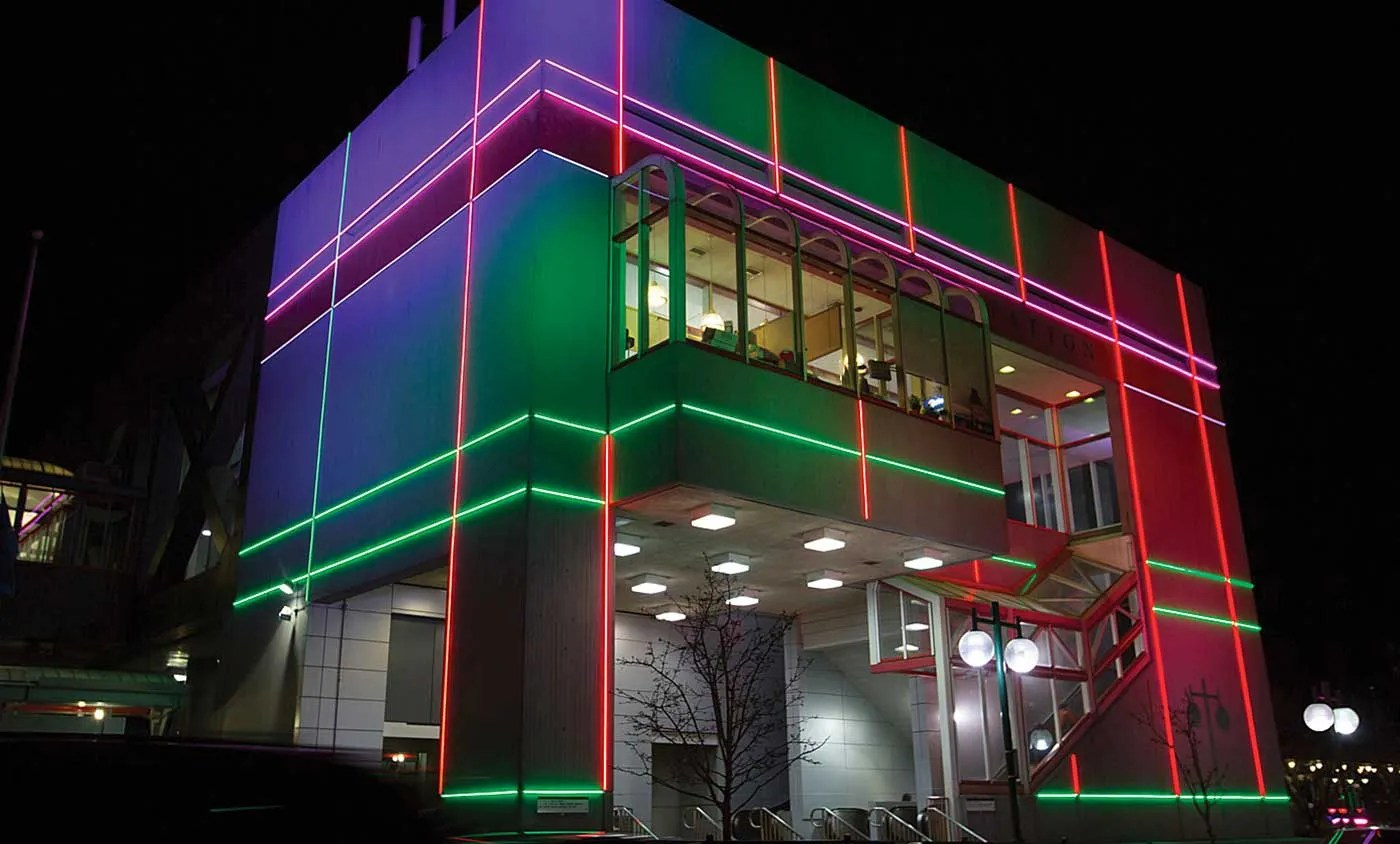 What Commercial Led Lighting Can Do To Transform Public Architecture