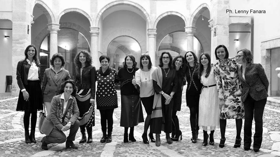Sicilia. Festa Donne Vino Design a  Noto, 2 marzo 2019