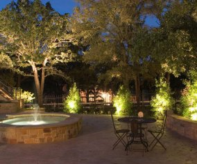 Why Flood Lights Are Not A Bright Idea For Garden Lighting Led Outdoor