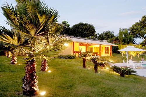 Refletores LED: Como Iluminar Jardins