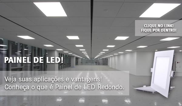 Painel de LED: Aplicações e Vantagens