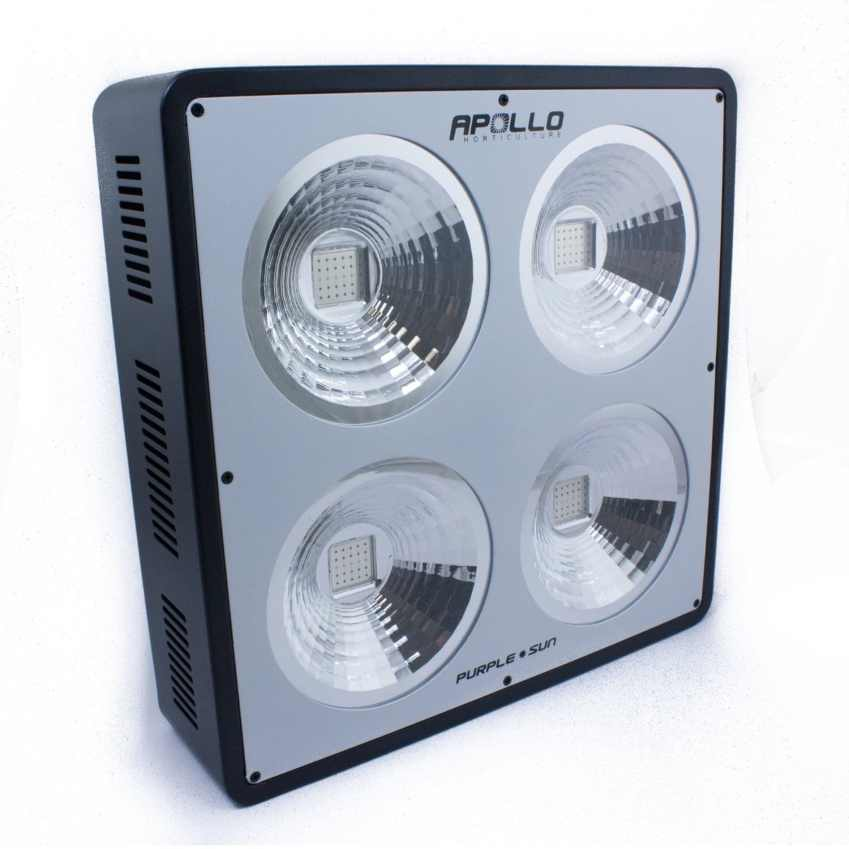 Apollo Purple Sun 300W LED light for plant growing