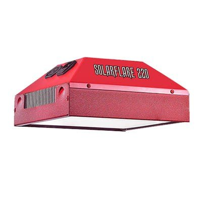 California Light Works Solar Flare 220w LED Full Cycle Grow Light