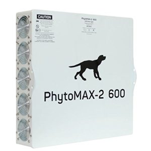 Black Dog LED Review - PhytoMAX-2 600W LED Grow Light (Phyto-Genesis Full Spectrum)