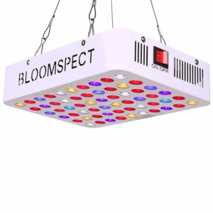 BLOOMSPECT Review - 300W LED Grow Light with Secondary Lens