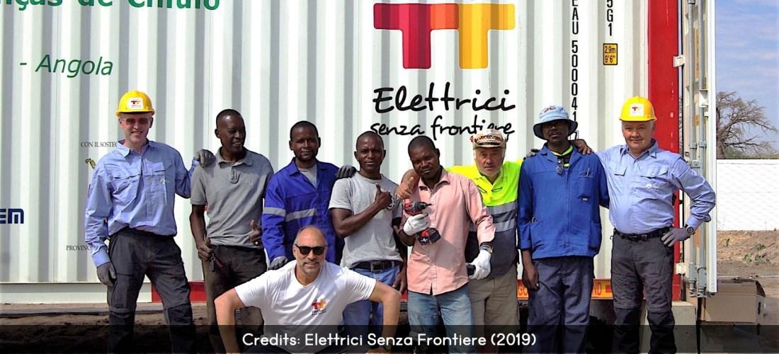 L'impegno di ESFI – Elettrici Senza Frontiere