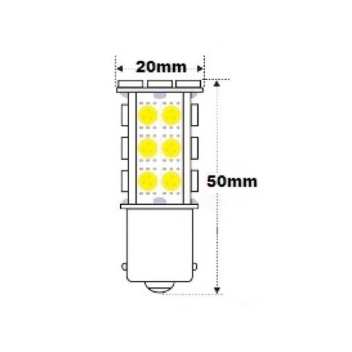 12v-BA15S-1156-WHITE-Canbus-LED-bulb-400lm-led-shop-online-2