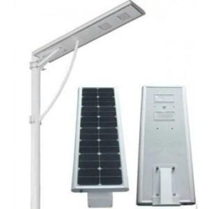 LED solar all in one