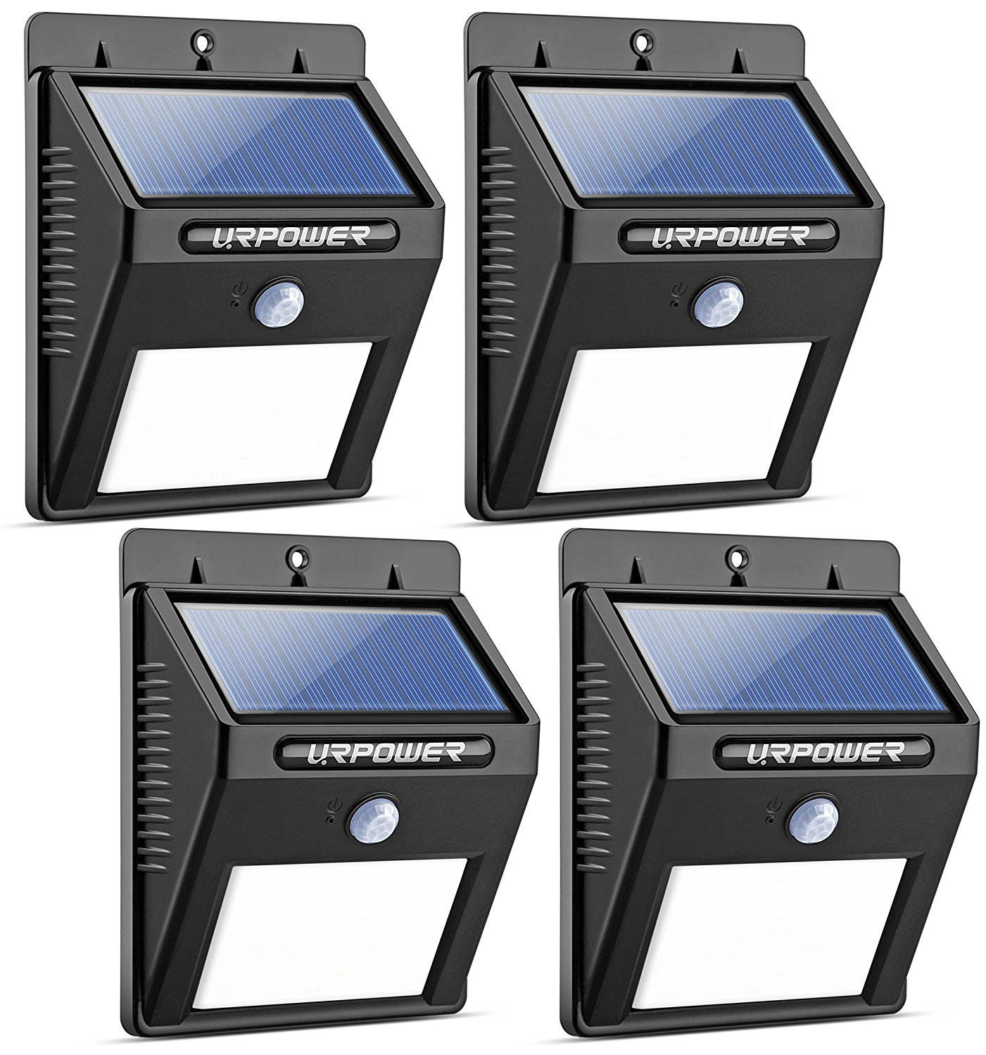 Solar Outside Wall Lights