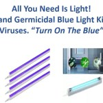 Bacteria and Virus Disinfecting