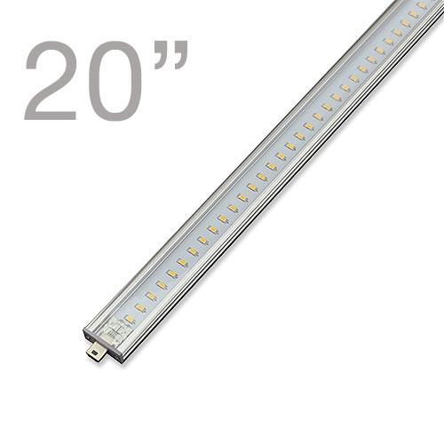 rs03 linkable low profile aluminum led