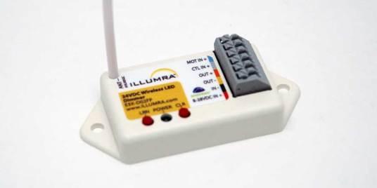 Wireless Dimmer receiver E3X-D02FP