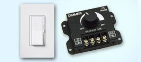 Low Voltage LED Dimmers & Switches