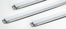 White Seamless LED Light Bars