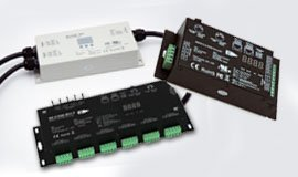 DMX Color Decoders