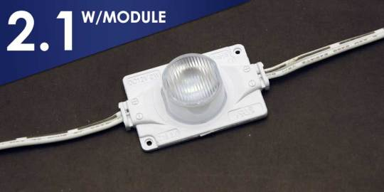 BV-MD3030-1-2W LED Edge module