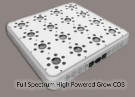 480W High powered Grow COBs