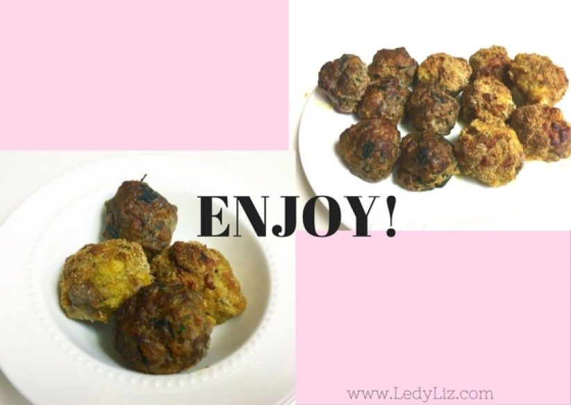 Do you have a picky toddler, do you struggle to find healthy, but also enjoyable foods for your little one? Me too! Thats why I created this 2-way carrots and spinach meatball. So good no one will notice whats inside. Not even your picky toddler.